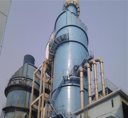 湿法脱硫工艺脱硫塔设计及研究