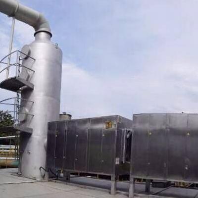 光催化氧化廢氣凈化設備