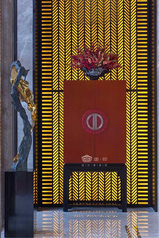 四川售楼处中式风格设计