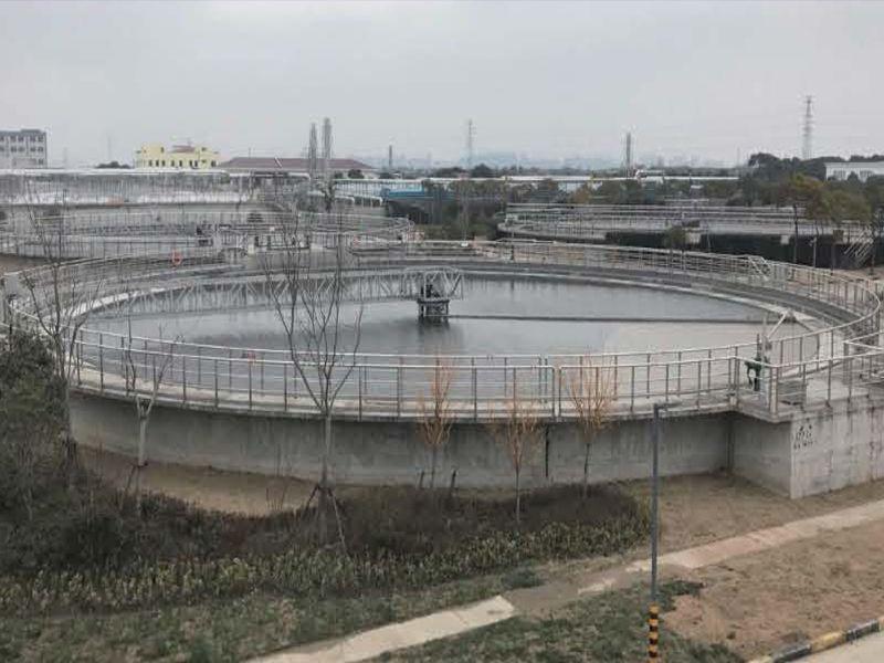 湖南省东安县污水处理厂