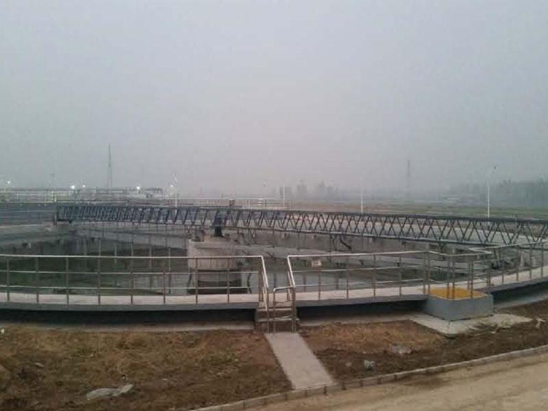 湖北省谷城县聂家滩污水处理厂