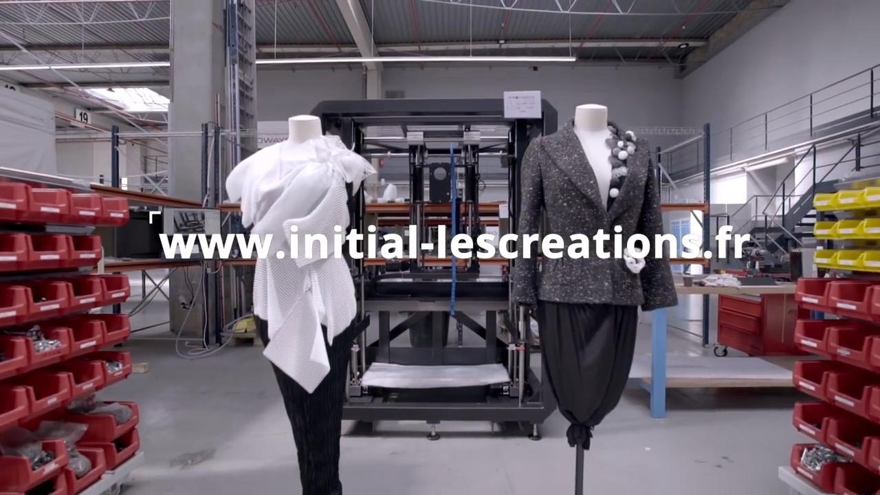 Prodways携手Les Creations推出奢华艺术设计产品视频