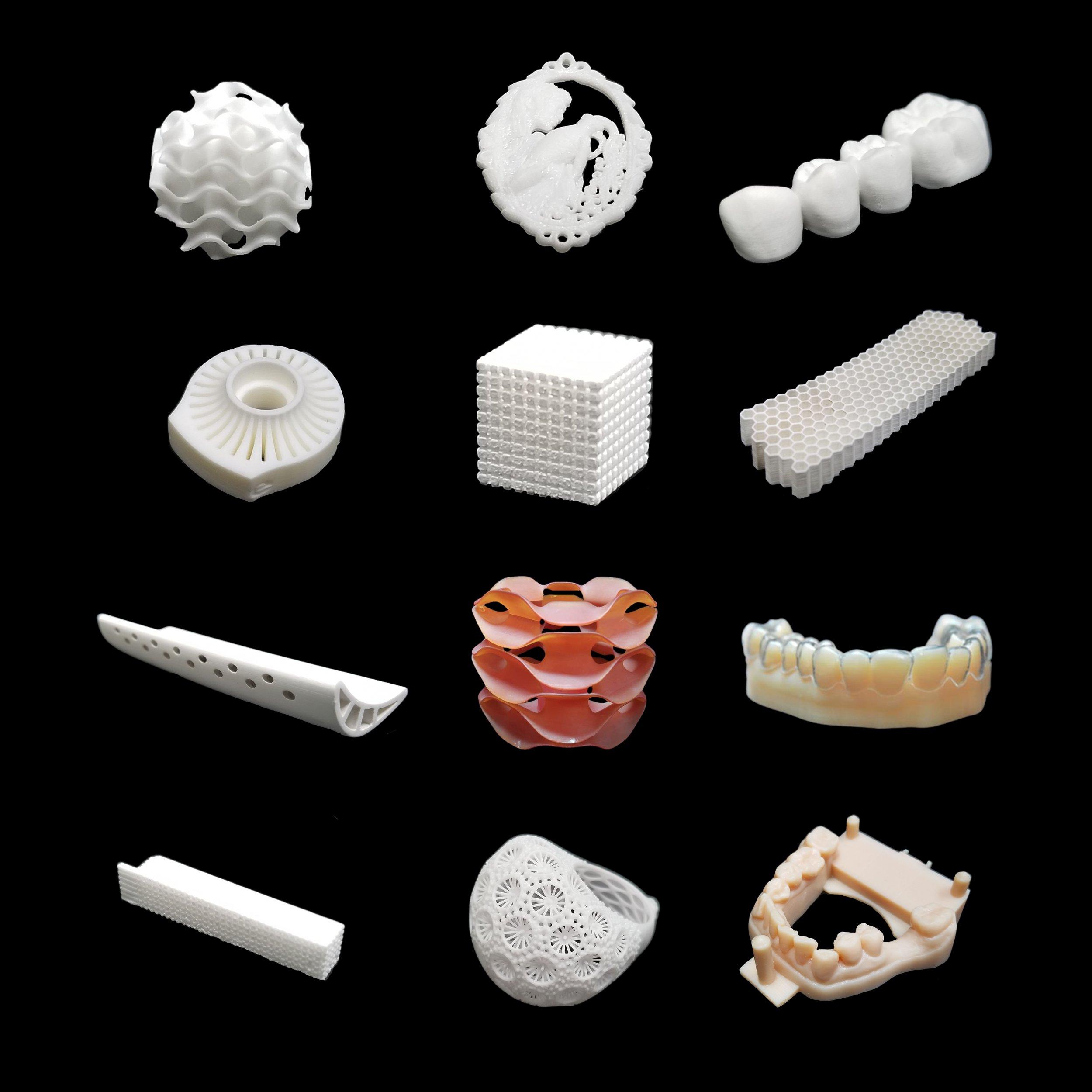 Prodways 创新打印机 - 一种领先的3D打印陶瓷新配方——抵制缺陷,降低收缩率、提高强度