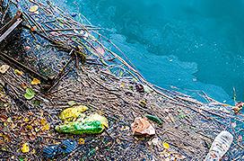 水面垃圾打捞