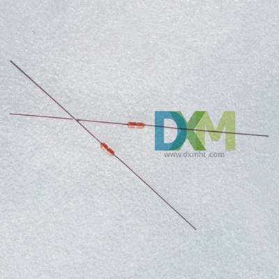 温度测量控制玻壳精密型NTC热敏电阻-MF58系列