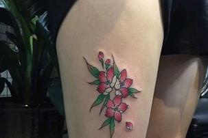 女生如何选择适合自己的纹身图案?选图小技巧看这里