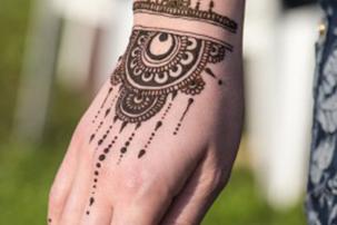 广州纹身|手控福利来袭,好看的女性手指小巧纹身图案