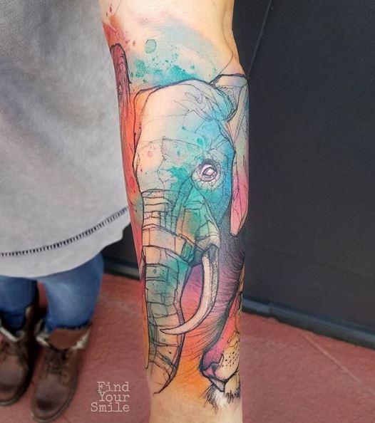 象纹身图案大全5