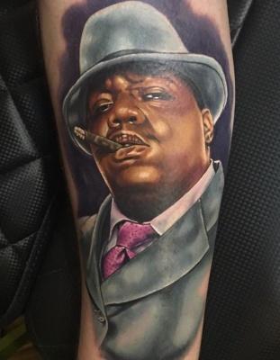 肖像纹身图案大全2