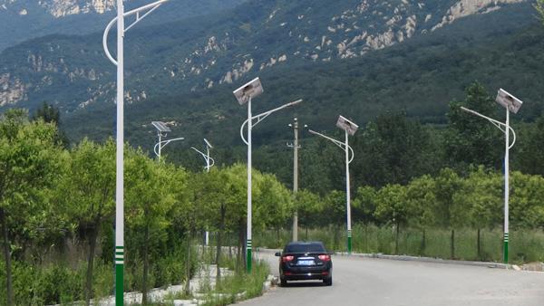 LED路燈借助互聯網+,能反敗為勝