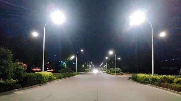 太陽能路燈使用事項問題