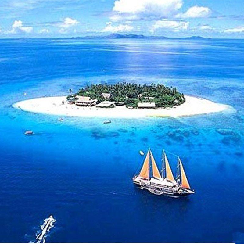 慢漫斐济 静享时光 斐济自由行6晚8天
