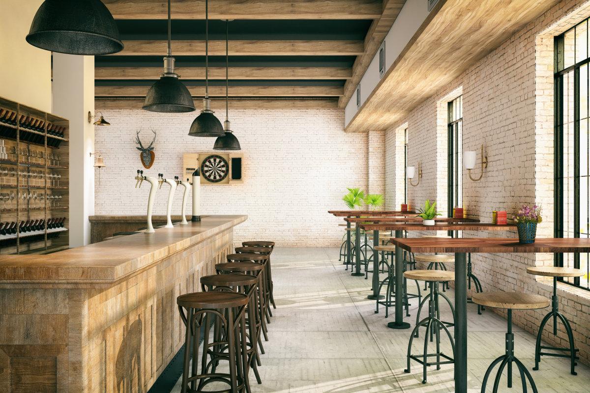 商业空间板式家具应该如何挑选,布置上注意哪些问题-戴洛家居