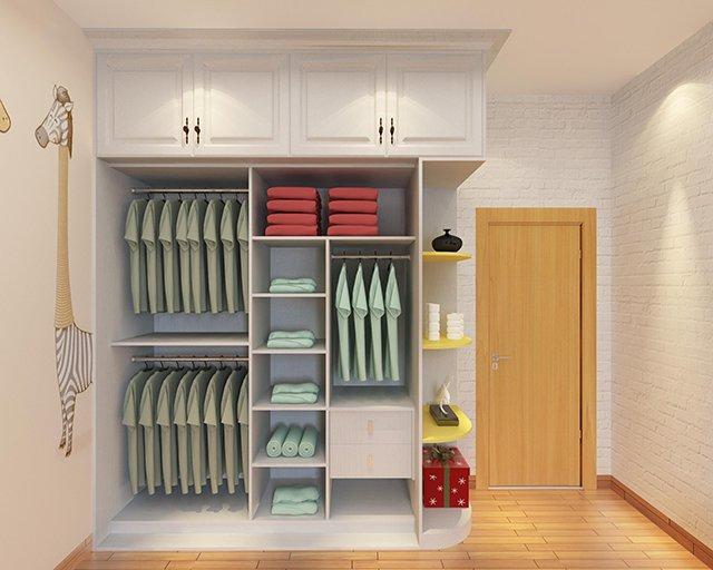 木质衣柜注意好这几个细节,隔壁邻居都羡慕...