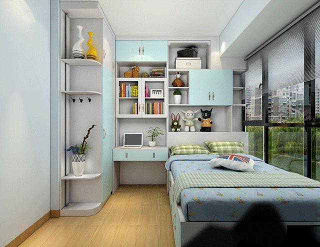 空间小不用怕,做好收纳让你小房子变大房子