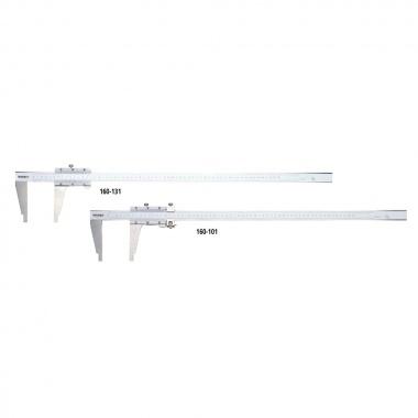 Mitutoyo三游标卡尺带有圆弧刃量爪和微调功能160-151系列