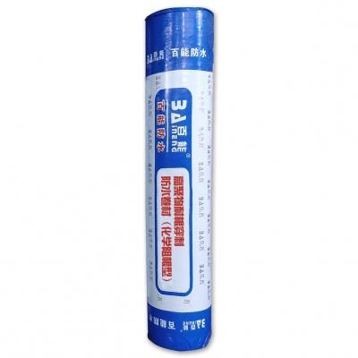 高聚物耐根穿刺防水卷材(化学阻根型)