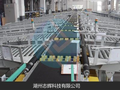Bivert sorting system