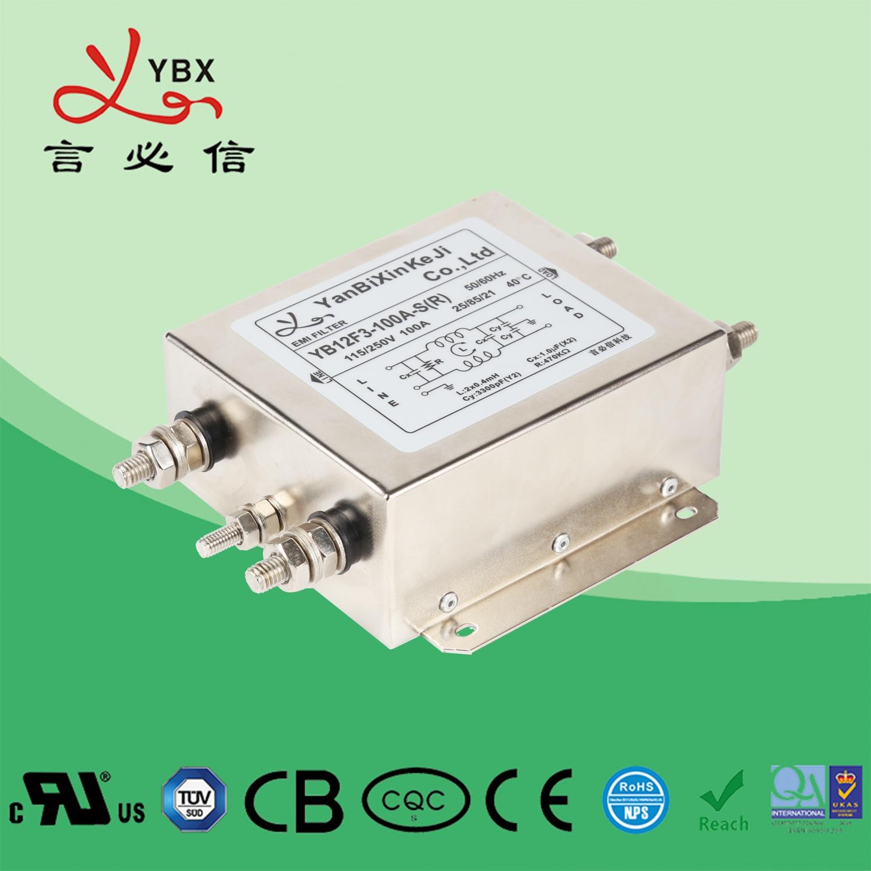 20-50A超强型单相交流滤波器