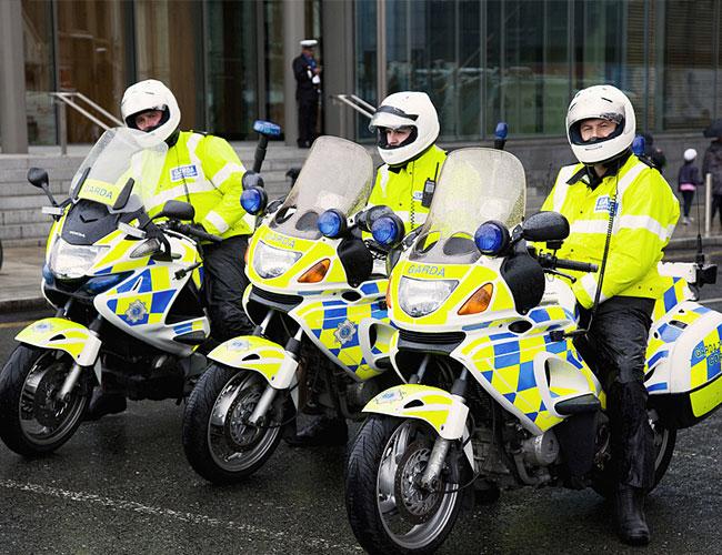 城市交警警用摩托车解决方案