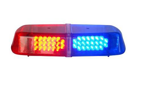 LED-235L1 迷你短排频闪灯