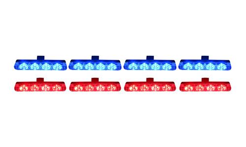 LED-H4-8 中网灯