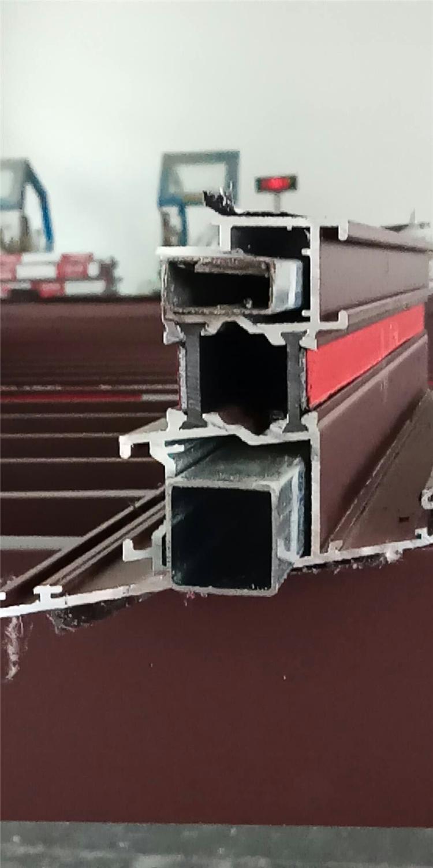 生产断桥铝防火窗