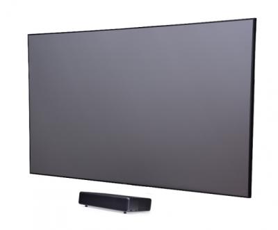 100英寸抗光电视 DINON帝诺激光电视