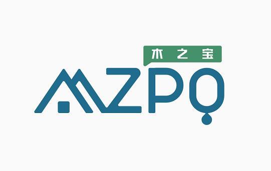 木之保logo设计-木蜡油品牌