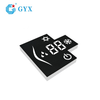 High quality white light LED digital Display Module GYXS-D5253M