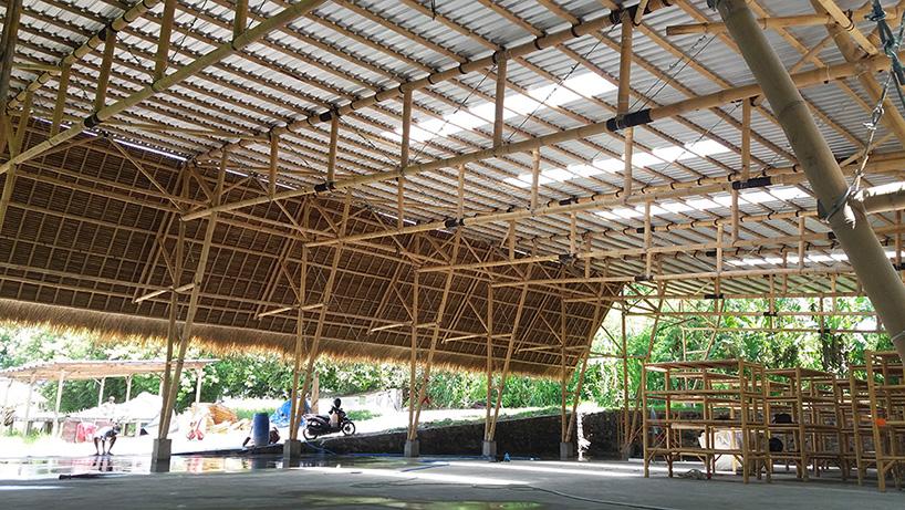 竹构竹建筑
