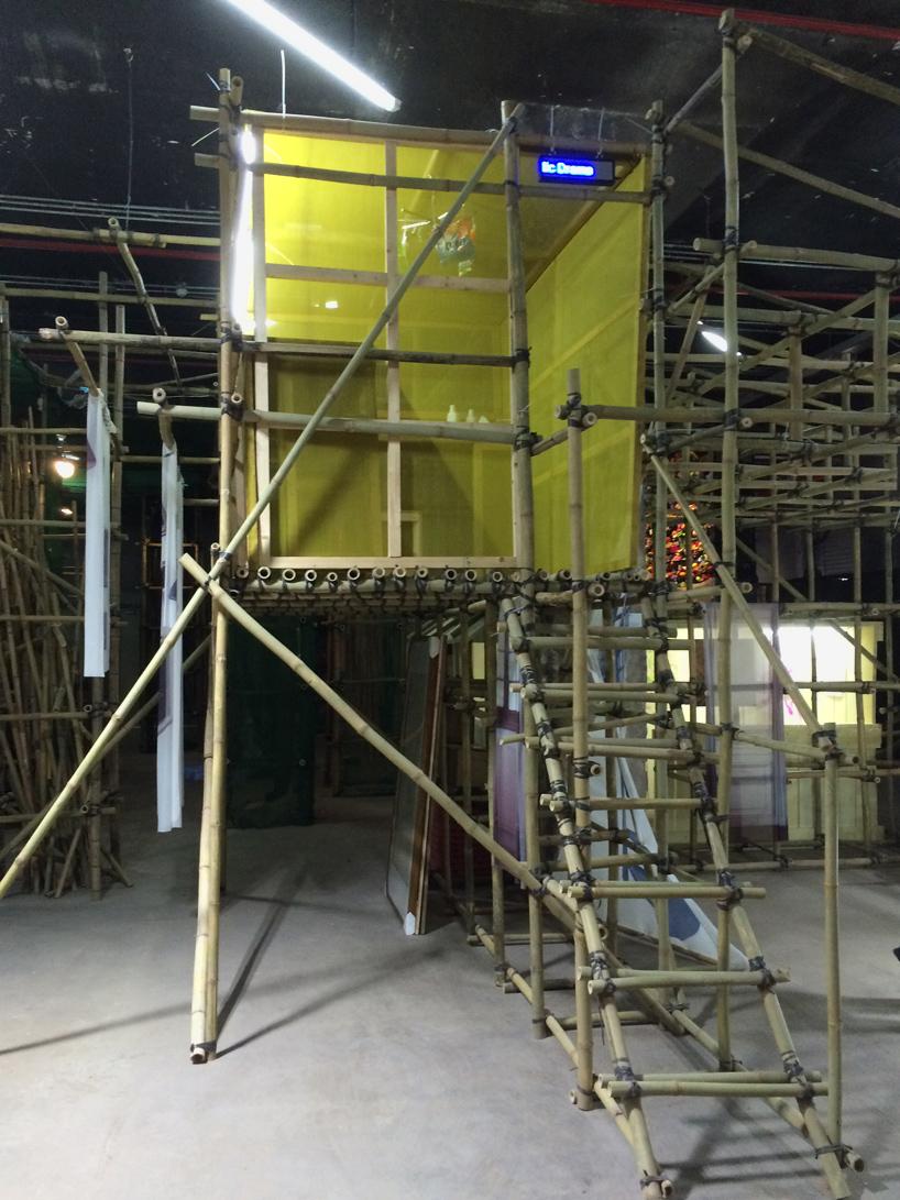 makkink&bey为深圳双年展制作工作园剧院