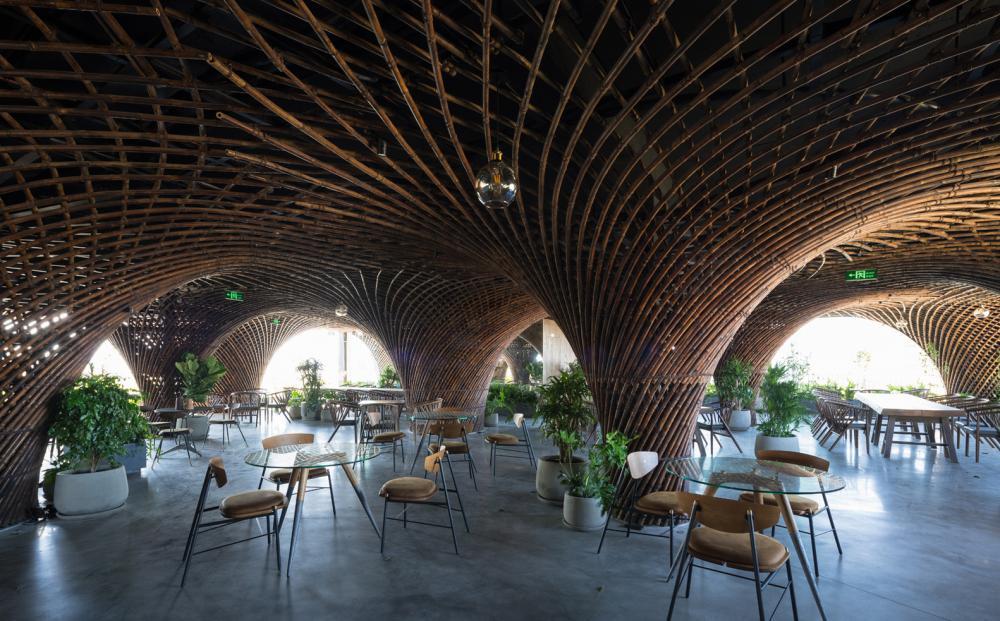 Nocenco 竹文化咖啡厅