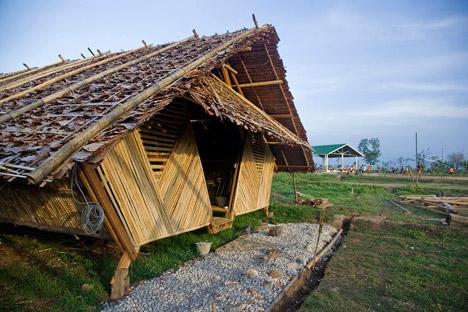 泰国简易宿舍