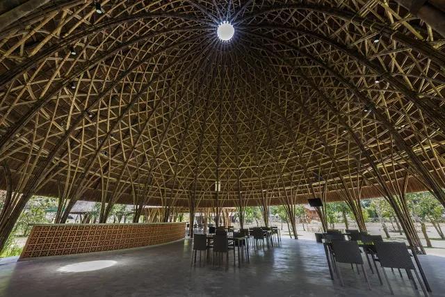 越南山萝圆顶礼堂