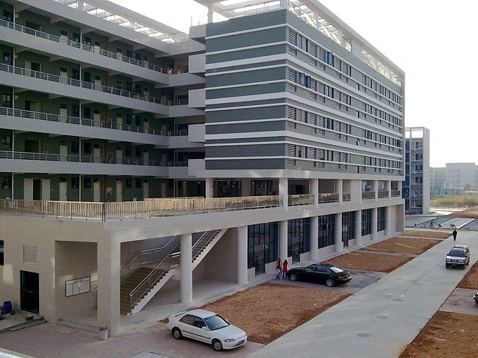 澳星行政大楼