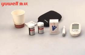 鱼跃血糖仪580型操作方法视频教程