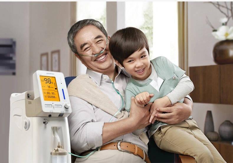 """""""家用制氧机和医疗级制氧机哪个才适合你?""""/"""