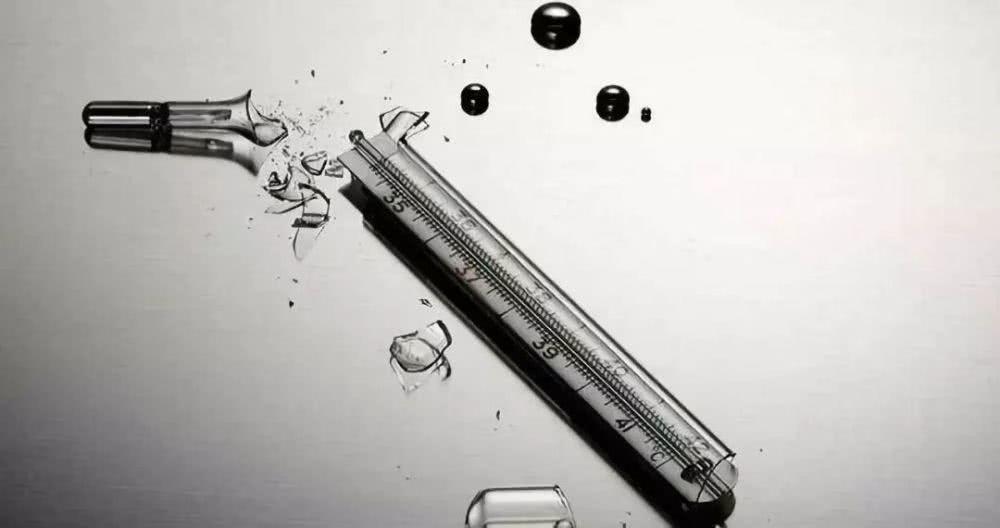 水银体温计碎了怎么办?该怎么处理?会中毒吗?