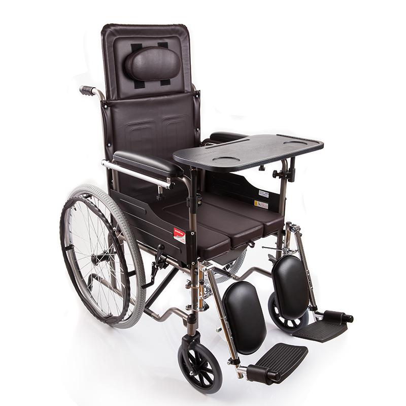 鱼跃轮椅车H059B