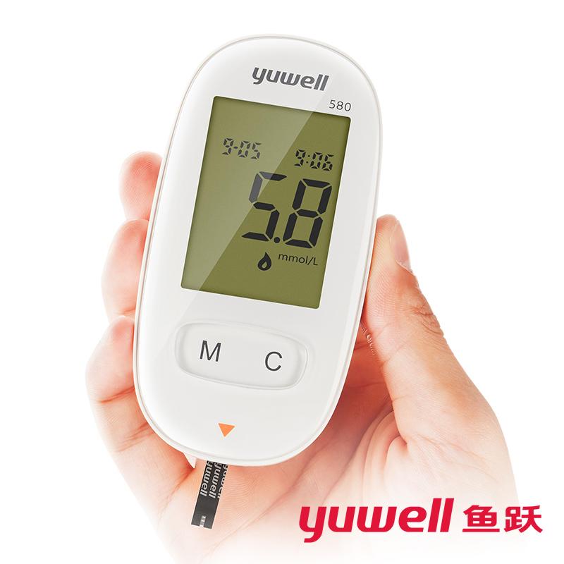 鱼跃血糖仪580