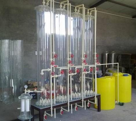 离子交换柱的原理及使用方法