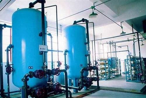 锅炉软化水处理设备基本原理