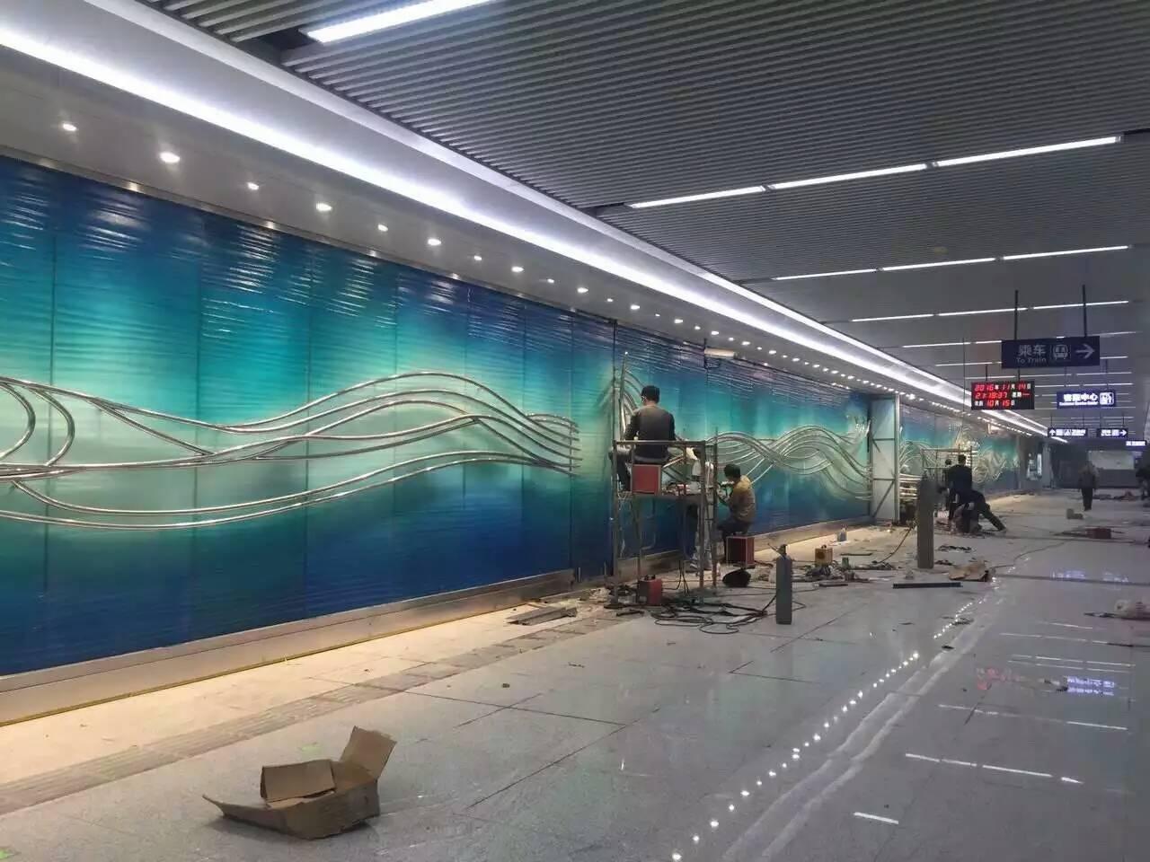 武汉地铁-流水知音