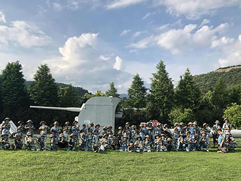 2018年7月1日夏令营