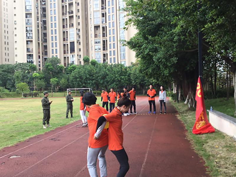 2018年懋富集团员工趣味运动会比赛经典集锦