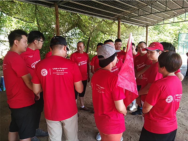菲林格尔地板2018年7月5日团建活动