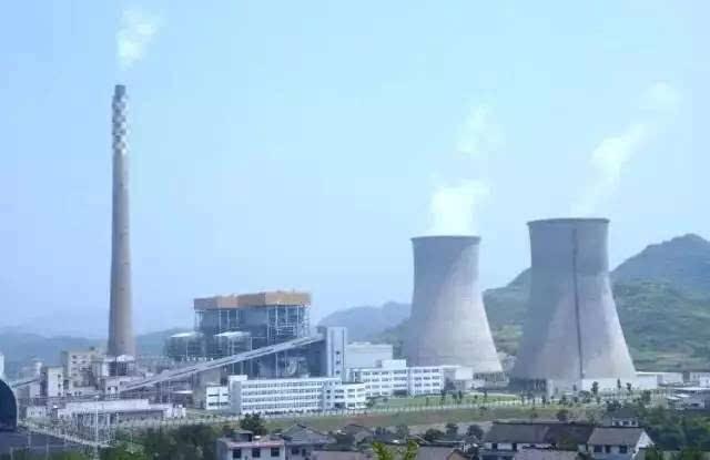 安徽省合肥火力发电厂