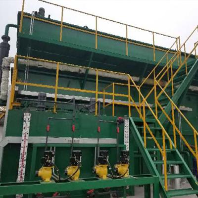 中国平煤神马集团平顶山京宝焦化有限公司循环排污水处理项目