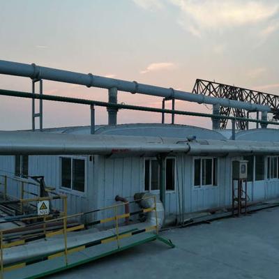 唐山东海特钢集团奥门新浦京的网址8814焦化厂一期110万吨年综合废水处理站除臭系统